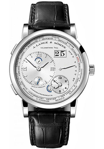 A. Lange & Sohne Watches - Lange 1 Time Zone - Style No: 116.039