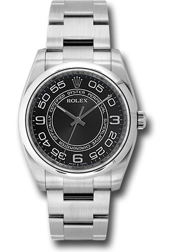 Rolex Watches - Oyster Perpetual No-Date 36mm - Domed Bezel - Style No: 116000 bkwao