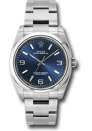 Rolex Watches - Oyster Perpetual No-Date 36mm - Domed Bezel - Style No: 116000 blaio
