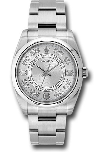Rolex Watches - Oyster Perpetual No-Date 36mm - Domed Bezel - Style No: 116000 sao