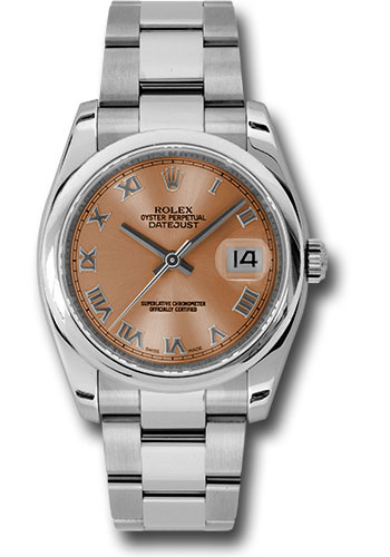 Rolex Watches - Datejust 36mm - Steel Domed Bezel - Oyster Bracelet - Style No: 116200 pro