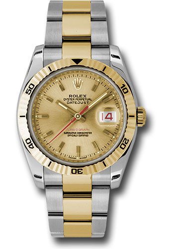 Rolex Oyster Perpetual Datejust Watches - 116263