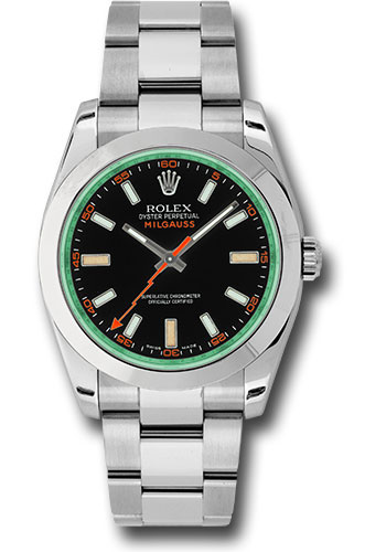 Rolex Watches - Milgauss - Style No: 116400V bko