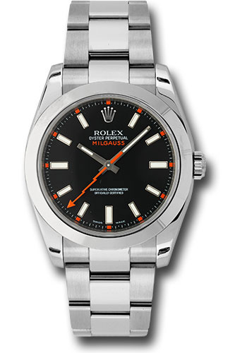 Rolex Watches - Milgauss - Style No: 116400 bko