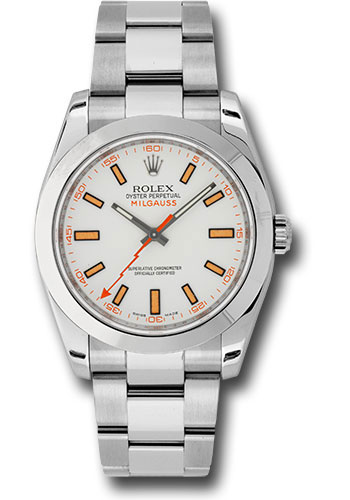 Rolex Watches - Milgauss - Style No: 116400 wo
