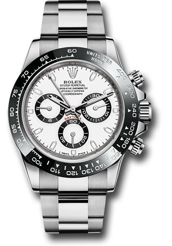 Rolex Watches - Daytona Stainless Steel - Bracelet - Style No: 116500LN w
