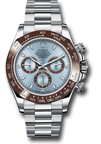 Rolex Watches - Daytona Platinum - Style No: 116506 ib