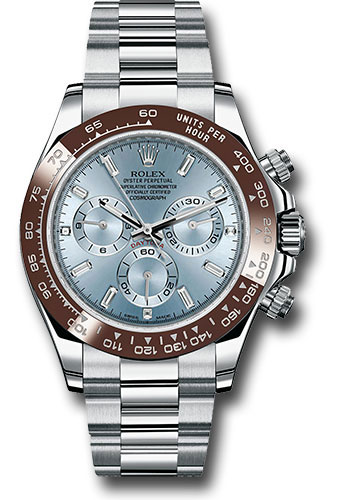 Rolex Watches - Daytona Platinum - Style No: 116506 id