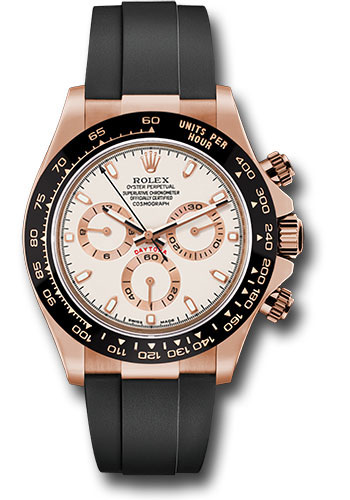 Rolex Watches - Daytona Everose Gold - Oysterflex Strap - Style No: 116515LN iiof