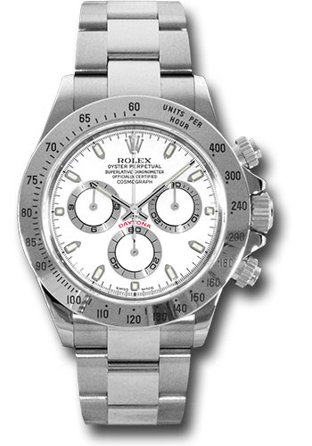 Rolex Watches - Daytona Steel - Style No: 116520