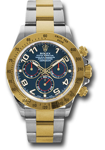 Rolex Watches - Daytona Steel and Gold - Style No: 116523 bla