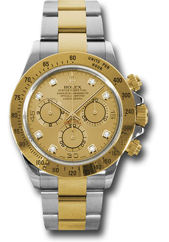 Rolex Watches - Daytona Steel and Gold - Style No: 116523 chd