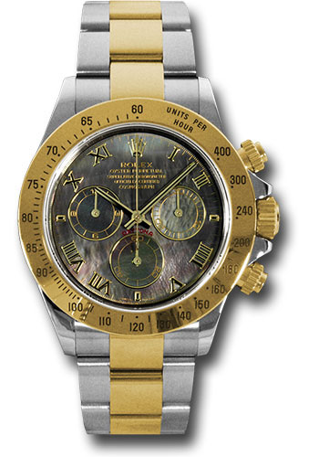Rolex Watches - Daytona Steel and Gold - Style No: 116523 dkm