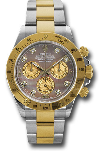 Rolex Watches - Daytona Steel and Gold - Style No: 116523 dkym
