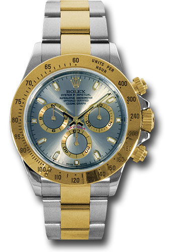 Rolex Watches - Daytona Steel and Gold - Style No: 116523 gs