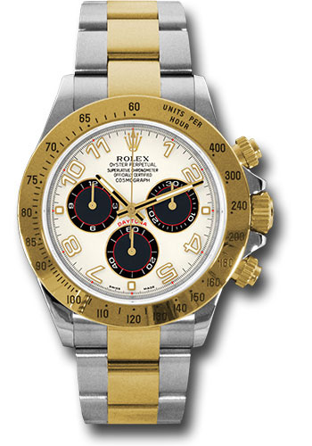 Rolex Watches - Daytona Steel and Gold - Style No: 116523 ibka