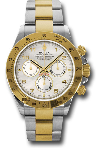 Rolex Watches - Daytona Steel and Gold - Style No: 116523 ma