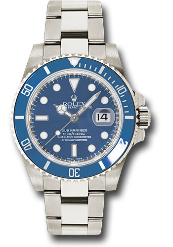 Rolex Watches - Submariner Gold - Style No: 116619