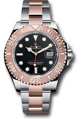 Rolex Watches - Yacht-Master 40 mm - Steel and Everose Gold - Style No: 116621 bk