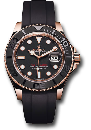 Rolex Watches - Yacht-Master Everose Gold - Style No: 116655