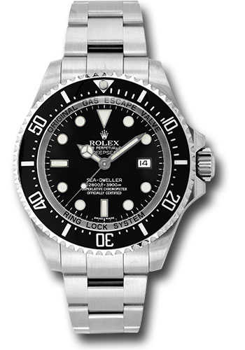 Rolex Watches - Sea-Dweller - Style No: 116660