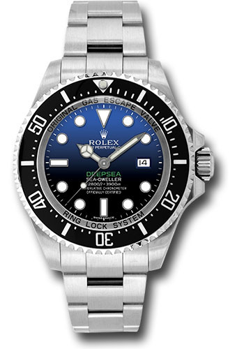 Rolex Watches - Sea-Dweller - Style No: 116660 dbl