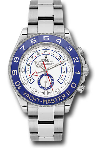 Rolex Watches - Yacht-Master Yacht-Master II - Style No: 116680