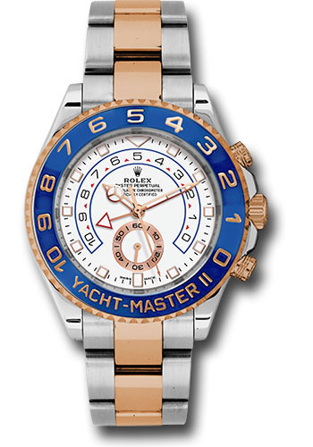 Rolex Watches - Yacht-Master Yacht-Master II - Style No: 116681