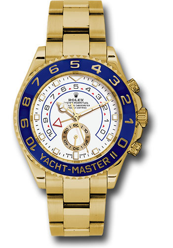 Rolex Watches - Yacht-Master Yacht-Master II - Style No: 116688