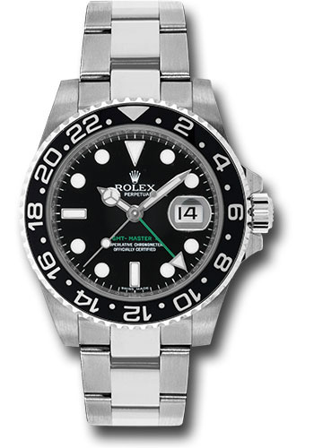 Rolex Watches - GMT-Master II Steel - Style No: 116710LN