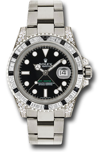 Rolex Watches - GMT-Master II Gold - Style No: 116759SANR
