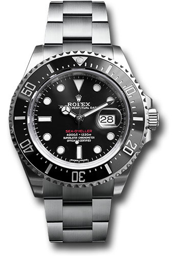 Rolex Watches - Sea-Dweller - Style No: 126600