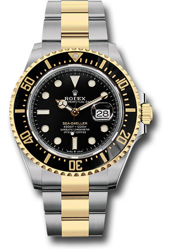 Rolex Watches - Sea-Dweller - Style No: 126603