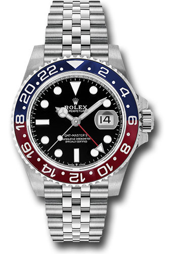Rolex Watches - GMT-Master II Steel - Style No: 126710BLRO