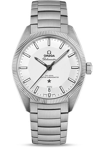 Omega Watches - Constellation Globemaster 39 mm - Stainless Steel - Style No: 130.30.39.21.02.001