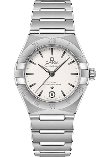 Omega Watches - Constellation Manhattan 29 mm - Stainless Steel - Style No: 131.10.29.20.02.001