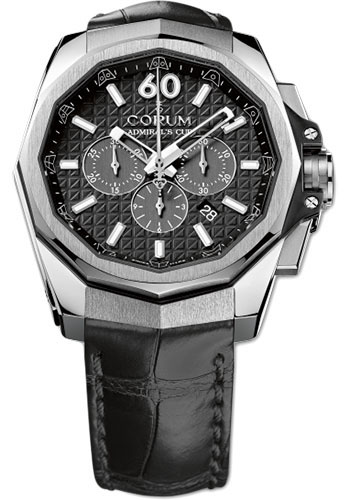 Corum Watches - Admiral's Cup AC-One 45 Chronograph - Style No: 132.201.04/0F01 AN10