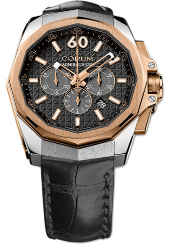 Corum Watches - Admiral's Cup AC-One 45 Chronograph - Style No: 132.201.05/0F01 AN11