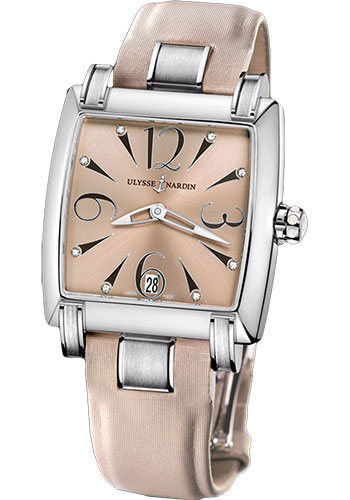 Ulysse Nardin Watches - Caprice Stainless Steel - Strap - Style No: 133-91/06-05
