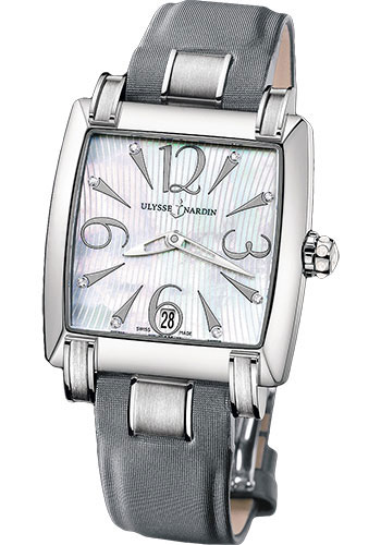 Ulysse Nardin Watches - Caprice Stainless Steel - Strap - Style No: 133-91/691