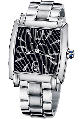 Ulysse Nardin Watches - Caprice Stainless Steel - Bracelet - Style No: 133-91-7/06-02