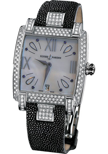 Ulysse Nardin Watches - Caprice Stainless Steel - Strap - Style No: 133-91AC/491