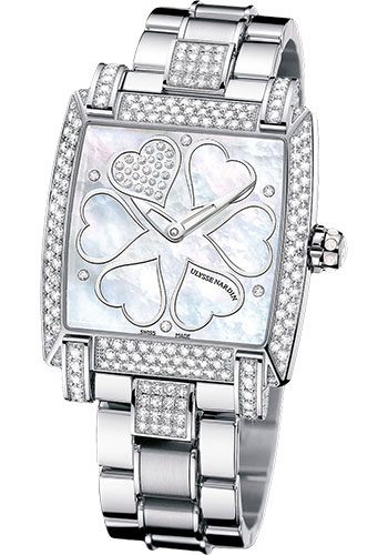 Ulysse Nardin Watches - Caprice Heart - Style No: 133-91AC-7C/HEART