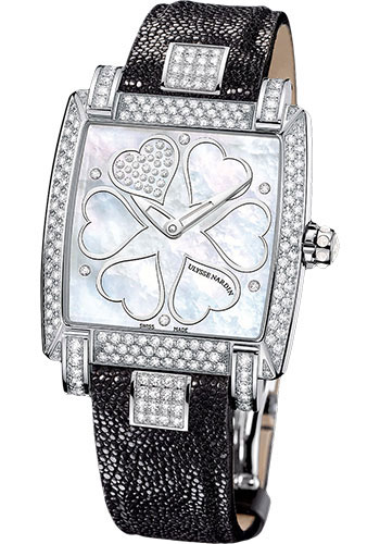 Ulysse Nardin Watches - Caprice Heart - Style No: 133-91AC/HEART