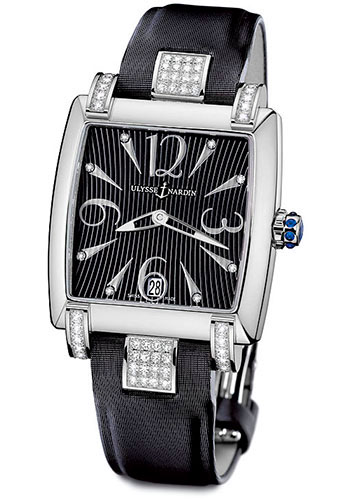 Ulysse Nardin Watches - Caprice Stainless Steel - Strap - Style No: 133-91C/06-02