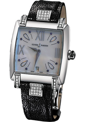 Ulysse Nardin Watches - Caprice Stainless Steel - Strap - Style No: 133-91C/491