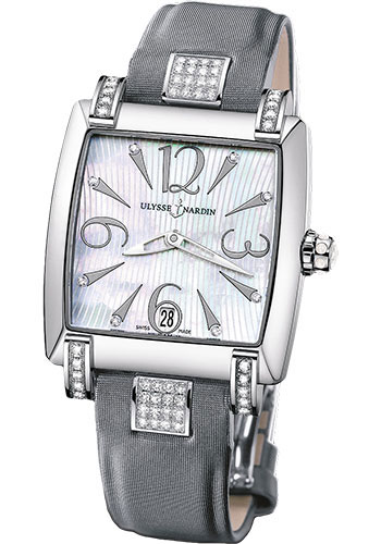 Ulysse Nardin Watches - Caprice Stainless Steel - Strap - Style No: 133-91C/691