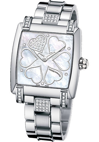Ulysse Nardin Watches - Caprice Heart - Style No: 133-91C-7C/HEART