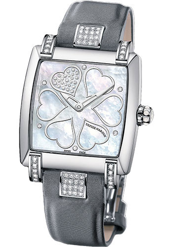 Ulysse Nardin Watches - Caprice Heart - Style No: 133-91C/HEART