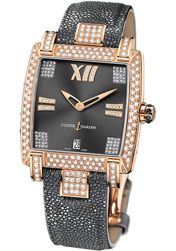Ulysse Nardin Watches - Caprice Rose Gold - Style No: 136-91AC-309